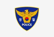 korean police logo